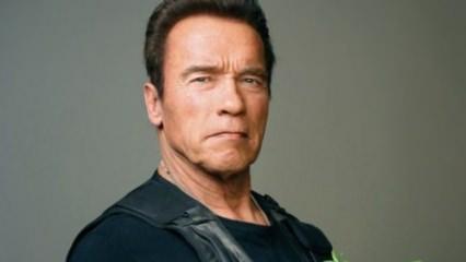 Arnold Schwarzenegger robotunu yapan şirkete dava açtı!