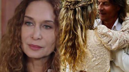 Bez Bebek'in Kraliçe İlayda'sı Fatoş Sılan Hollywood düğünü yaptı!