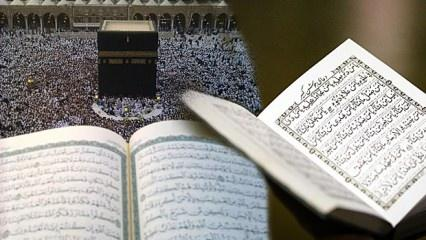 Ettehiyyatü duası Arapça okunuşu & Türkçe anlamı: Tahiyyat nasıl okunur?