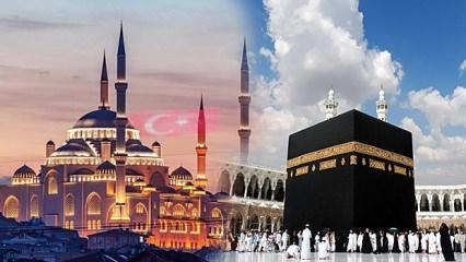 İslamın Şartları & İmanın Şartları kısaca nelerdir - resimli anlamları!