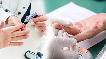 Şeker Hastalığı belirtileri - nasıl geçer & anlaşılır: Diyabet tedavisi!