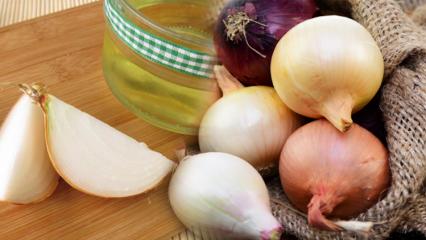 Kuru soğanın faydaları nelerdir? Bir hafta boyunca kuru soğan suyu içerseniz...