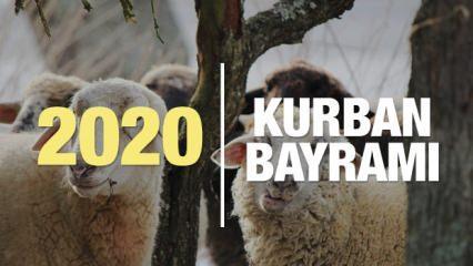 2020 Kurban Bayramı ne zaman? Bayram tatili 9 gün olacak mı?