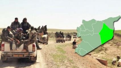AA son dakika duyurdu! ABD'den yeni Suriye hamlesi