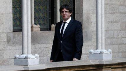 İspanya'dan eski Katalan Bakan hakkında yakalama emri