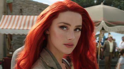 Amber Heard'ın Aquaman filmden çıkarılması için kampanya başlatıldı!