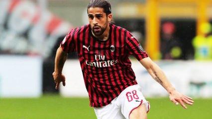 Milan'dan Galatasaray'a Rodriguez cevabı