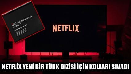 Netflix bir Türk dizi duyurusu daha yaptı: Yeni yılda yayına girecek!
