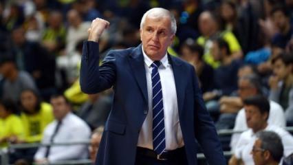 Obradovic: 'Ali Koç'a teşekkür ediyorum'