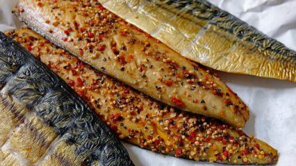 Uskumru balığı nasıl pişirilir? Nefis tavada uskumru tarifi