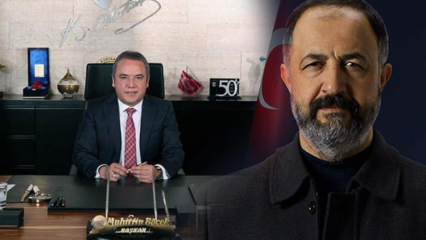 Antalya Büyükşehir Belediyesi'nden skandal hareket! Oyuncuların anlaşmalarını feshetti...