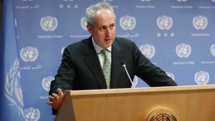 BM: ABD'nin İsrail yerleşim birimleri kararından üzüntü duyduk