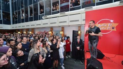 """Haluk Levent Yıldız Holding'in"""" Mutlu Et mutlu Ol"""" etkinliğine katıldı!"""