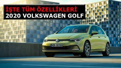 Yeni Volkswagen Golf özellikleri ve motor seçenekleri: Eski donanım paketlerini unutun