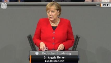Merkel'den canlı yayında 'Türkiye-Rusya' açıklaması: Zor ama mecburuz