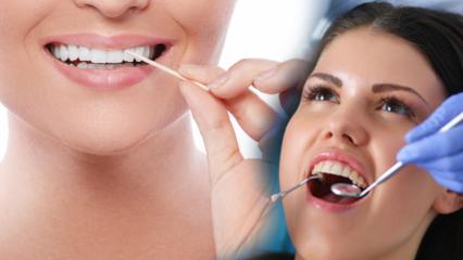 Ağız ve diş sağlığı nasıl korunur? Diş temizliği yaparken dikkat edilmesi gerekenler nelerdir?