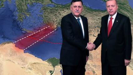 Erdoğan ve Al Sarraj tarihi imzayı attı! İşgal sona erecek