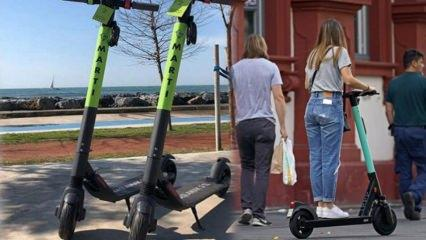 Martı scooter nasıl, nereden kiralanır? Scooter'da uyulması gereken yeni kurallar belirlendi