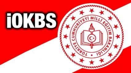 2020 İOKBS sınav tarihini Milli Eğitim Bakanlığı açıkladı!