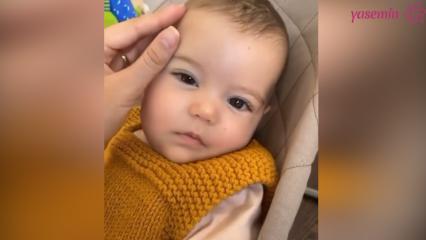 Pelin Akil'den kızı Alin ile 'Günaydın' videosu!