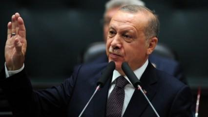 Erdoğan: Onlara gerek yok Muharrem Bey yeter