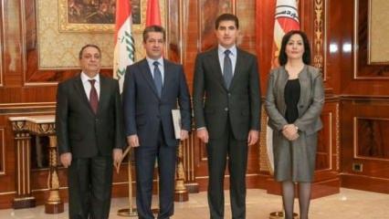 Son dakika haber: Barzani yarın Ankara'ya geliyor
