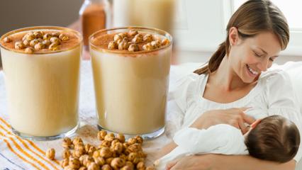 Bozanın emziren annelere faydaları! Boza bebekte gaz yapar mı? Bozanın süt arttırıcı...