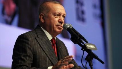 Cumhurbaşkanı Erdoğan, Abdullah Gül ile görüşmesini anlattı