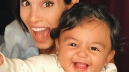 Eylül Öztürk ve oğlu Alex'den yeni fotoğraf!