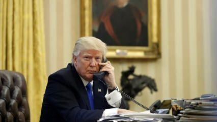 Trump saldırı sonrası Kral Selman'ı aradı