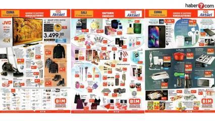 13 ARALIK BİM AKTÜEL KATALOĞU! İndirimli ürünlerin tüm listesi...