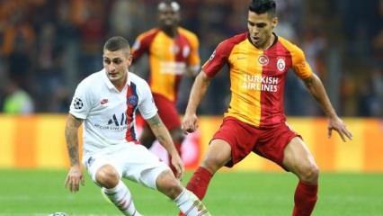 İşte Galatasaray'ın PSG kadrosu! 16 kişi...