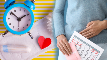 Adet gecikmesi hamilelik belirtisi mi? Adet gecikmesi nedenleri