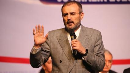 AK Parti'den Meral Akşener'in 'vekil gönderirim' sözlerine tepki