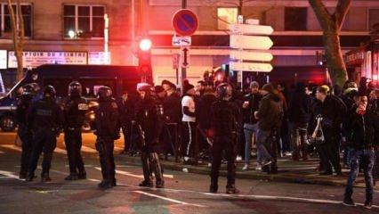 Bakan'dan Paris'teki olaylarla ilgili açıklama!