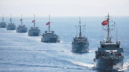 Doğu Akdeniz'de resti çektik! Peş peşe açıklamalar...