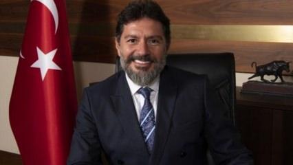 Borsa İstanbul'dan açıklama: Hakan Atilla görevinden istifa etti