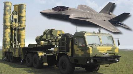 ABD'den bomba S-400 ve F-35 açıklaması! Türkiye'ye tek cümlelik cevap