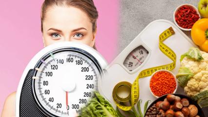 Zayıfladıktan sonra sabit kiloda nasıl kalınır? Verilen kilolar neden geri alınır?