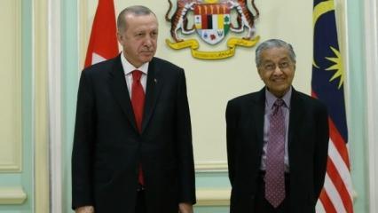 Erdoğan ile ortak basın toplantısında flaş Türkiye açıklaması