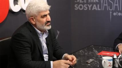 İhsan Aktaş açıkladı! Yeni parti kuranlara kötü haber
