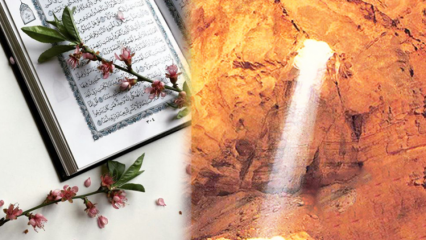 Kehf Suresi Arapça okunuşu ve faziletleri! Cuma günü Kehf suresini okumanın faziletleri
