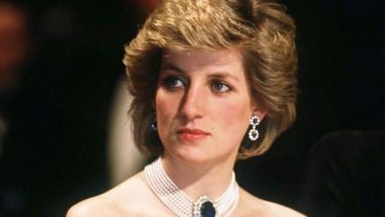 Prenses Diana'nın elbisesi 2 milyon TL'ye alıcısını buldu!