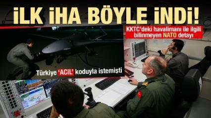 Dalaman'dan havalanan İHA KKTC'ye ulaştı! Rumlardan açıklama
