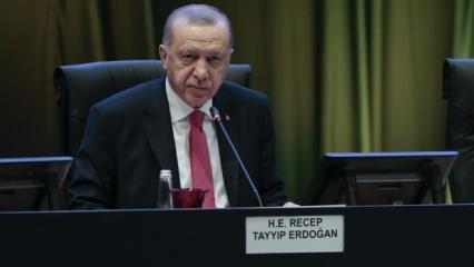 Son dakika! Erdoğan resti çekti: ABD'ye yaptırım uygularız!