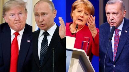 Trump'tan Türkiye'ye yaptırım kararı! Rusya ve Almanya'dan peş peşe açıklamalar