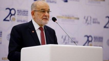 Temel Karamollaoğlu'dan tuhaf 'Kanal İstanbul' açıklaması: Haramdır