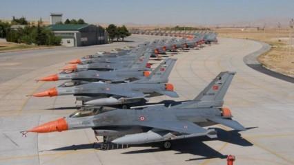 Türkiye'den müthiş F-16 hazırlığı! Yunan tutuşacak...