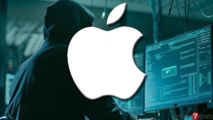 Apple'ı tehdit eden Türk hacker hapse çarptırıldı