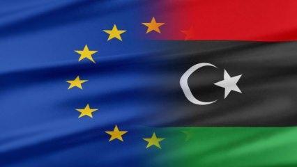 Avrupa Birliği'nden Libya açıklaması